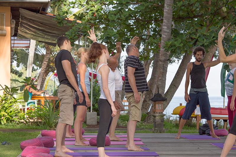 Bali yoga neu